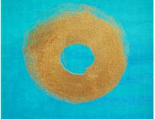 Infinite Gold Circle