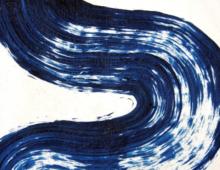 Blue Dragon – One Stroke, One Gesture